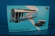 Marklin 58364 car set museum car