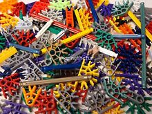 100 rods connectors random mixed k