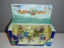 Modern toy soldiers plastic robin