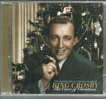 Crosby the voice of christmas cd