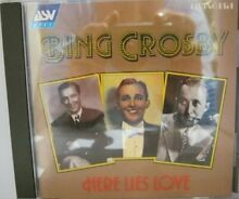 1 cd crosby here lies love