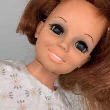 Ideal chrissy doll hair to the