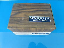 Marklin 6731 transformer 220 v 50