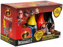 Incredibles 2 mini bowling set kids