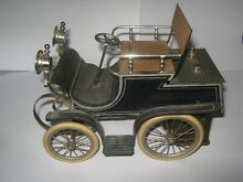 Steam engine car bing spyder 1902