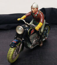700 germany motorcycle toy no key