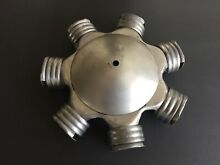 Pedal plane radial engine motor and