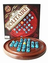 House of wooden solitaire quality