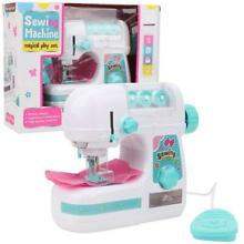 Electric small size sewing machine