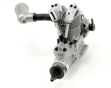 Fa 82b four stroke engine silver