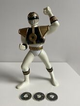 Mmpr white ranger projector rare by