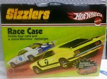 Hot wheels rlc sizzlers race case