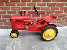 Little 44 pedal tractor