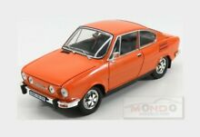 Skoda 110r coupe 1980 orange 1 18