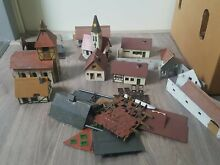 Lot model houses revell and scale