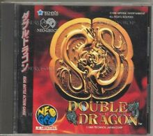 Double dragon spine snk 188 japan