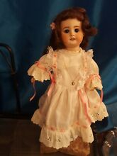 60 doll bisque head in good