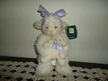Lambkins mother sheep baby lamb w