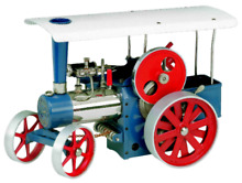 D415 steam traction engine kit