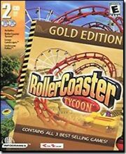 Rollercoaster tycoon gold edition 2