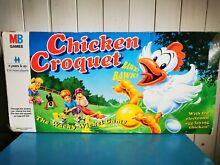 Chicken croquet works complete 1996