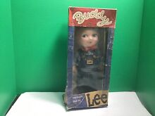 100th anniversary doll lee overalls