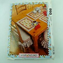 Kitchen accents pattern mccall s