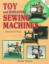 Toy and miniature sewing machines