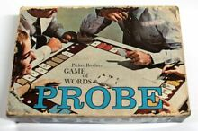 Probe 1964 parker brothers word