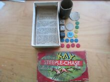 Rare board game 1940 kay steeple