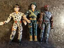 Action figures moveable limbs 3