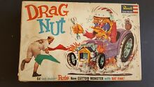 Rare revell drag nut original issue