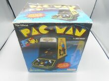 Midway pac man tabletop game 1981