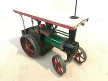Mamod steam traction engine te1a
