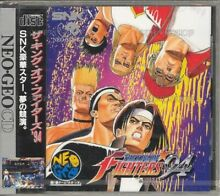 The king of fighters 94 kof spine