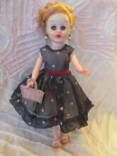 Rare 1958 toni doll by dee and cee