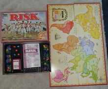 Board game by parker the world