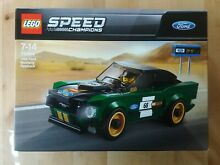 Speed champions 75884 1968 ford