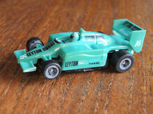 Boxed afx leyton house indy f 1 car