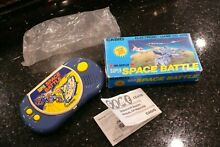 Casio space battle electronic