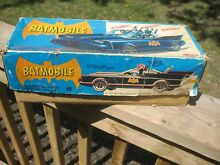 1972 batmobile w orig box national