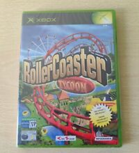 Xbox rollercoaster tycoon nuovo new