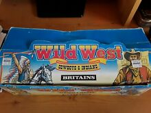 Wild west cowboys and indians boxed