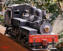 G gauge lgb 20821 west side lumber