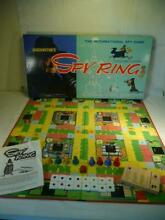 Board game spy ring by waddingtons