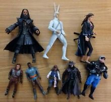 Tv movie action figure lot