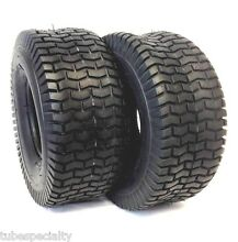 Two 15x6 00 6 tires for craftsman