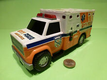 Gmc chevrolet ems ambulance rescue