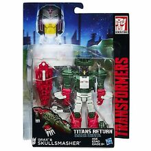 New hasbro titans return deluxe
