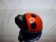 Tin toy friction 901 lili ladybug